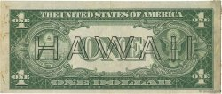 1 Dollar HAWAII  1935 P.36a TTB