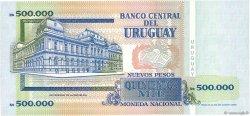 500000 Nuevos Pesos URUGUAY  1992 P.073a NEUF