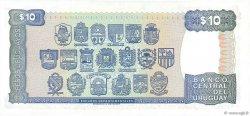10 Pesos Uruguayos URUGUAY  1995 P.073Ba NEUF