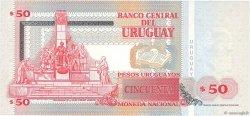 50 Pesos Uruguayos URUGUAY  2008 P.087a NEUF