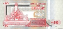 50 Pesos Uruguayos URUGUAY  2011 P.087b NEUF