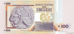 100 Pesos Uruguayos URUGUAY  2006 P.088(a) NEUF