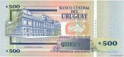 500 Pesos Uruguayos URUGUAY  2006 P.090 NEUF