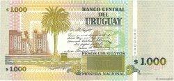 1000 Pesos Uruguayos URUGUAY  2008 P.091c NEUF