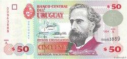 50 Pesos Uruguayos URUGUAY  1994 P.075a NEUF