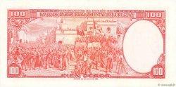 100 Pesos URUGUAY  1967 P.043a SPL