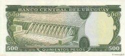 500 Pesos URUGUAY  1967 P.048a SUP+