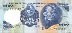 50 Nuevos Pesos URUGUAY  1978 P.061a pr.NEUF