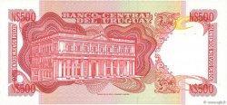 500 Nuevos Pesos URUGUAY  1985 P.063b SPL+