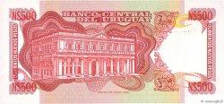 500 Nuevos Pesos URUGUAY  1985 P.063b NEUF