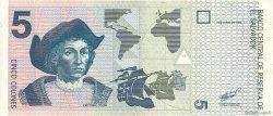 5 Colones SALVADOR  1998 P.147a TTB+