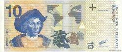 10 Colones SALVADOR  1998 P.148a pr.NEUF