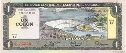 1 Colon SALVADOR  1978 P.125b NEUF