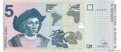 5 Colones SALVADOR  1998 P.147a pr.NEUF