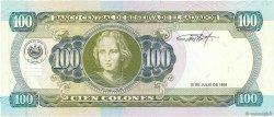 100 Colones SALVADOR  1996 P.146a NEUF