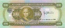 100 Colones SALVADOR  1988 P.133 pr.NEUF