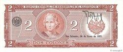 2 Colones SALVADOR  1976 P.124a NEUF