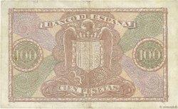 100 Pesetas ESPAGNE  1940 P.118a pr.TTB