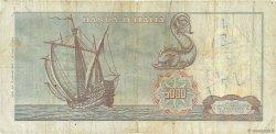 5000 Lire ITALIE  1968 P.098b B
