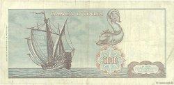 5000 Lire ITALIE  1970 P.098c TB+