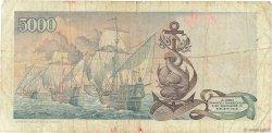 5000 Lire ITALIE  1971 P.102a pr.B