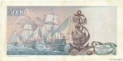 5000 Lire ITALIE  1971 P.102a TTB