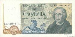 5000 Lire ITALIE  1973 P.102b TTB+
