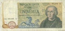 5000 Lire ITALIE  1977 P.102c pr.B
