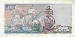 5000 Lire ITALIE  1977 P.102c TTB