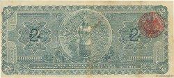 2 Pesos MEXIQUE  1916 PS.0711 TTB+