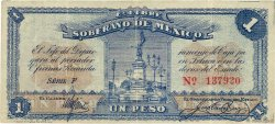 1 Peso MEXIQUE  1915 PS.0881 TTB