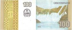 100 Kwanzas ANGOLA  2012 P.153 pr.NEUF