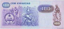 100 Kwanzas ANGOLA  1984 P.119 NEUF