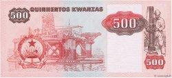 500 Kwanzas ANGOLA  1987 P.120b NEUF