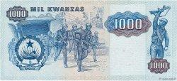 1000 Novo Kwanza sur 1000 Kwanzas ANGOLA  1987 P.124 SPL