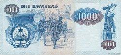 1000 Novo Kwanza sur 1000 Kwanzas ANGOLA  1987 P.124 NEUF