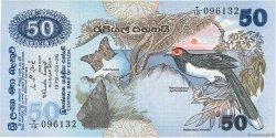 50 Rupees SRI LANKA  1979 P.087a pr.SPL