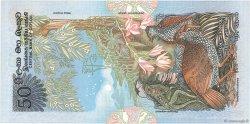 50 Rupees SRI LANKA  1979 P.087a NEUF