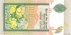 10 Rupees SRI LANKA  2001 P.115a NEUF