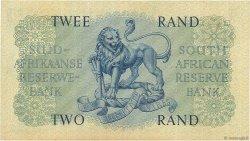 2 Rand AFRIQUE DU SUD  1962 P.105b TTB+