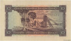 10 Pounds AFRIQUE DU SUD  1958 P.098 SUP+
