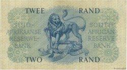 2 Rand AFRIQUE DU SUD  1962 P.105b TTB