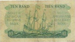 10 Rand AFRIQUE DU SUD  1962 P.106b TB+
