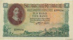 10 Rand AFRIQUE DU SUD  1962 P.106b SUP