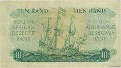 10 Rand AFRIQUE DU SUD  1961 P.106a TTB