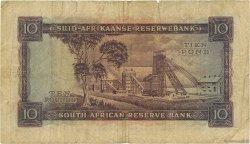 10 Pounds AFRIQUE DU SUD  1953 P.098 B