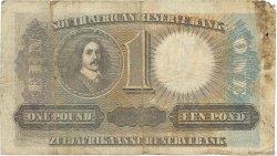 1 Pound AFRIQUE DU SUD  1928 P.080 B