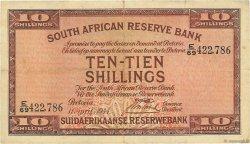 10 Shillings AFRIQUE DU SUD  1944 P.082d TB à TTB