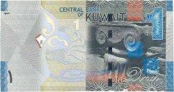 1 Dinar KOWEIT  2014 P.New NEUF