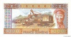 1000 Francs Guinéens GUINÉE  1985 P.32a NEUF